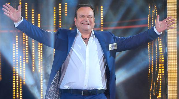 Shaun Williamson (Ian West/PA)