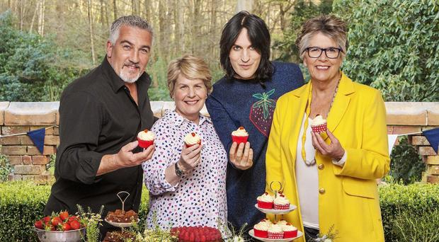 The Great British Bake Off (Love Productions/Channel 4/Mark/Press Association Images)