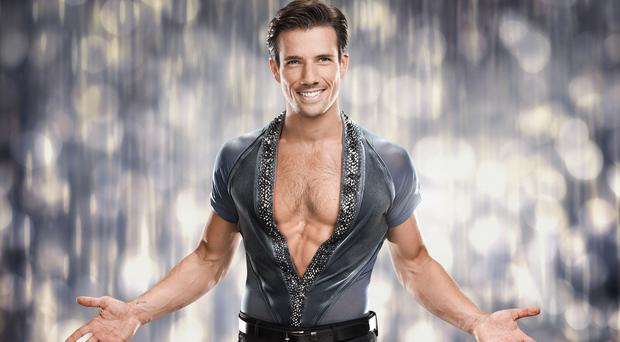 Danny Mac took part in Strictly 2016 (Jay Brooks/BBC/PA)