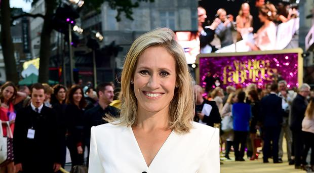 Sophie Raworth (Ian West/PA)