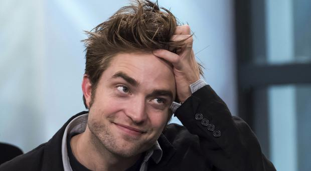Robert Pattinson fears being boring (Charles Sykes/AP)