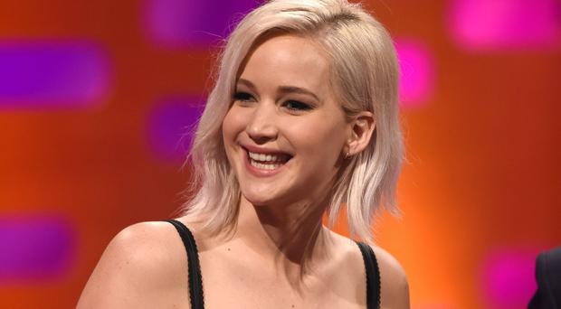 Jennifer Lawrence jokes about her films in 'wine review or movie review' game (Matt Crossick/PA)