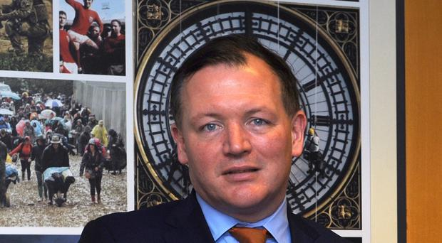 MP Damian Collins