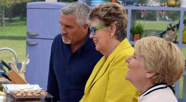 The Great British Bake Off (Channel 40