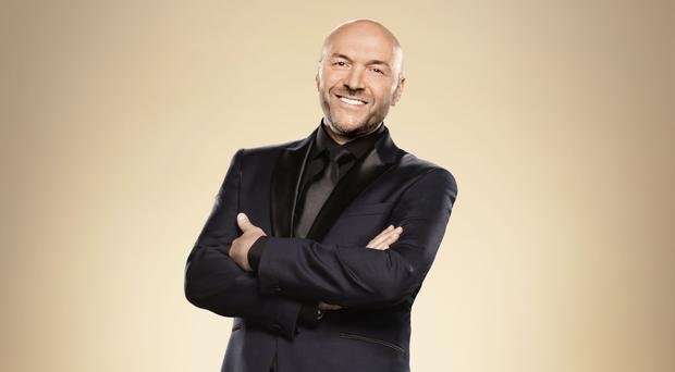 Simon Rimmer from Strictly Come Dancing (BBC)