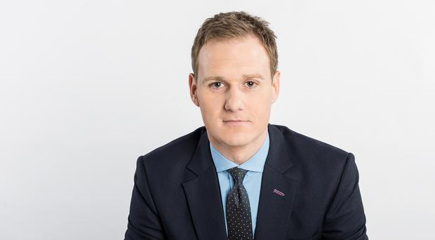 Dan Walker defended the absence of Northern Ireland from the show.