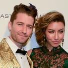 Matthew Morrison and his wife Renee