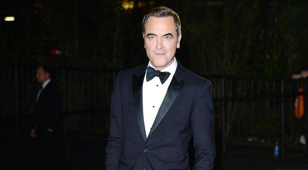 James Nesbitt.