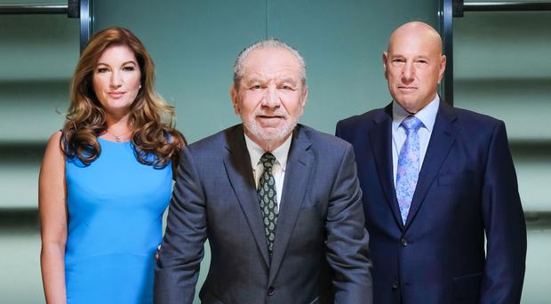 Karren Brady, Lord Sugar, Claude Littner