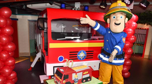 Fireman Sam 30th anniversary