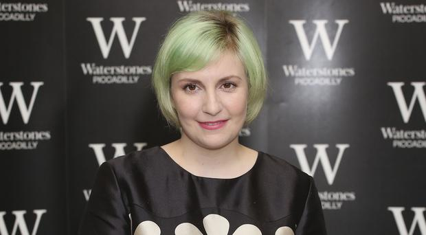 Lena Dunham book signing – London