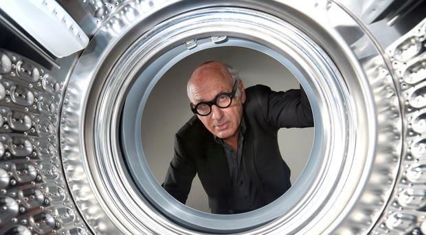 Award-winning composer Michael Nyman celebrates the release of Washing Machine - The Movie (Matt Alexander/PA)