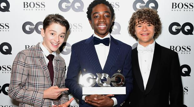 GQ Men of the Year Awards 2017 – London