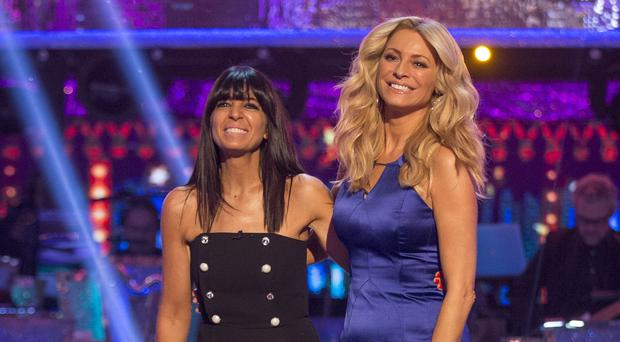 Claudia Winkleman and Tess Daly (BBC / Guy Levy)