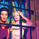 Jessica Lange and Susan Sarandon in Feud: Bette And Joan (BBC / Fox)