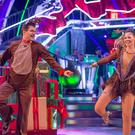 Strictly Come Dancing Christmas Special 2017