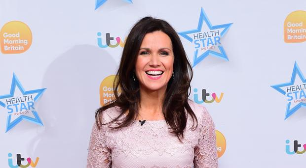 Susanna Reid marked turning 47 by posting a selfie online (Ian West/PA)