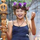 'Is this real?' Georgia Toffolo in disbelief as she wins I'm A Celebrity (James Gourley/REX/Shutterstock)