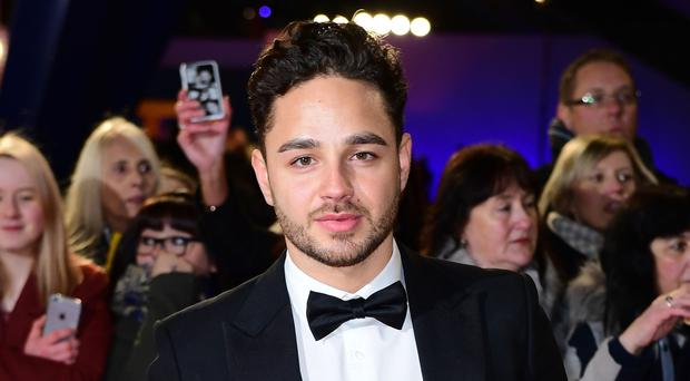 Adam Thomas is leaving Emmerdale after nearly eight years on the soap (Ian West/PA)