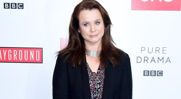 Emily Watson plays virtuous family matriarch Marmee (Ian West/PA)