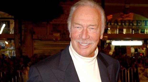 Christopher Plummer re-shot the scenes in the film