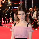 Anna Kendrick stars in Pitch Perfect 3 (Ian West/PA)