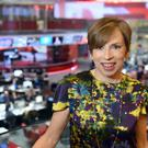 Fran Unsworth will be on the same salary as her predecessor (BBC/PA