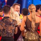 Strictly stars 2017 (Guy Levy/BBC)