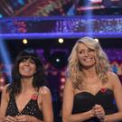 Claudia Winkleman (left) and Tess Daly (Guy Levy/BBC)