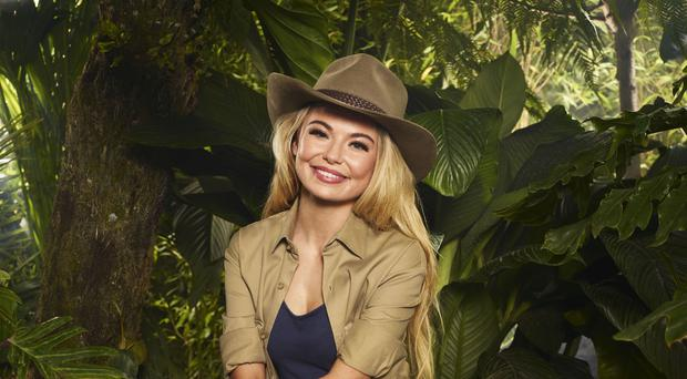 There's some news for I'm A Celebrity 2017 victor Toff