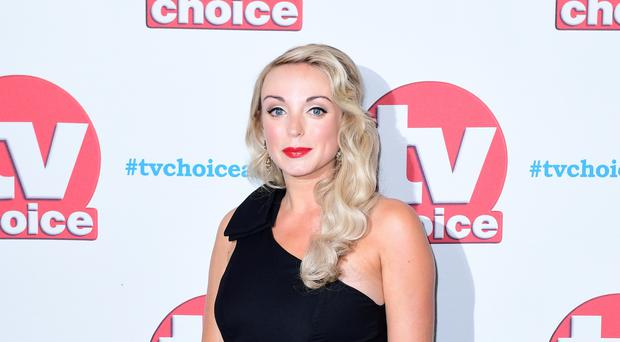 Helen George (Ian West/PA)