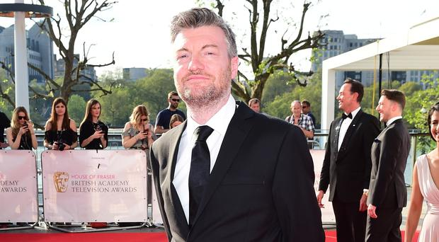 Charlie Brooker.