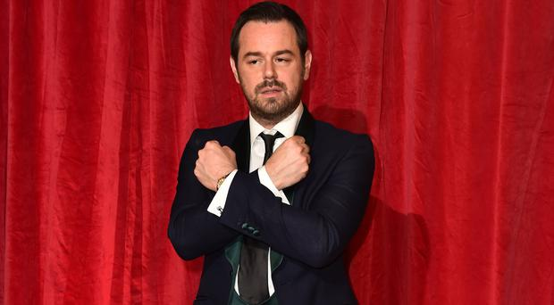 Danny Dyer's character Mick Carter made the comment (Matt Crossick/PA)