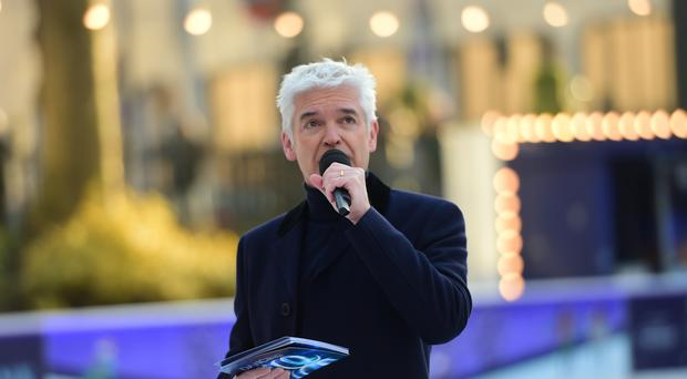 Phillip Schofield will return on the show in the new year (David Mirzoeff/PA)