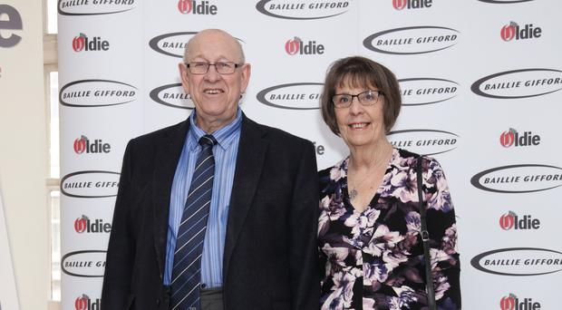 Leon and June Bernicoff from Gogglebox (Yui Mok/PA)