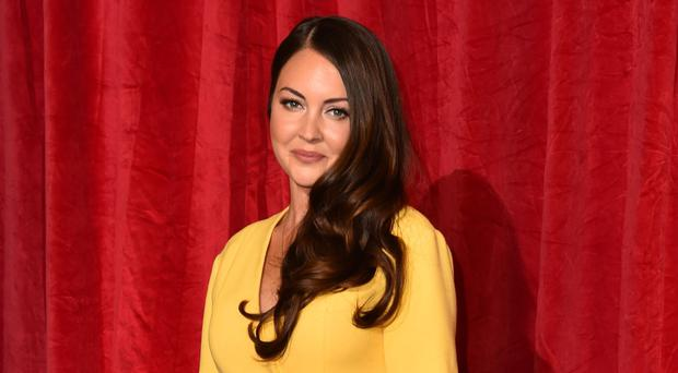 Lacey Turner (Matt Crossick/PA)