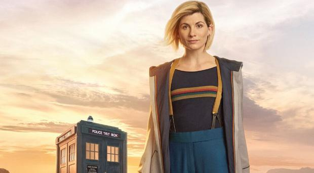 Jodie Whittaker as the new Doctor in Doctor Who (BBC/PA)