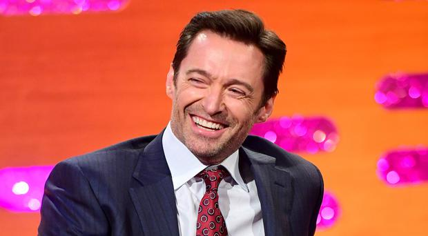 Hugh Jackman (Ian West/PA)