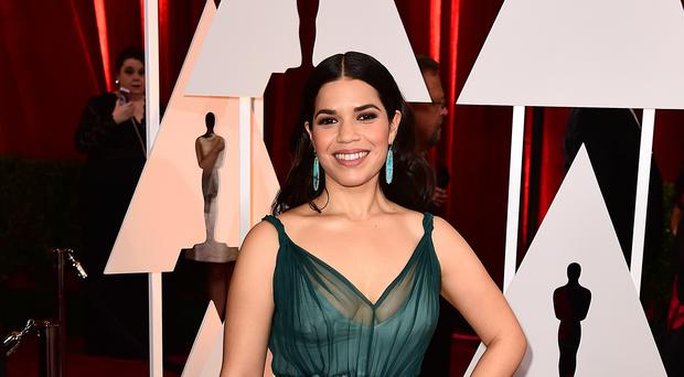 America Ferrera Is Pregnant, Expecting First Child With Husband Ryan Piers Williams