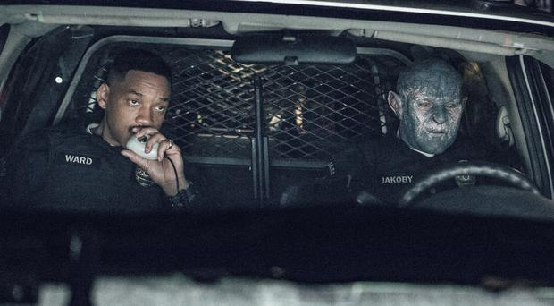 Bright (Matt Kennedy/Netflix)