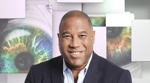 John Barnes will enter Channel 5's Big Brother tonight (Channel 5)