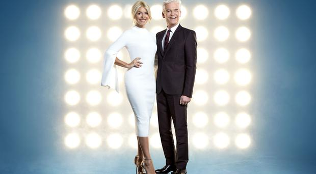 Dancing On Ice returned to screens with Antony Cotton's routine (ITV)