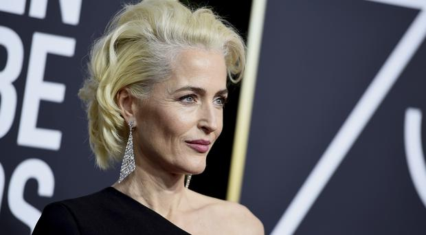 Gillian Anderson has confirmed her X-Files departure ( Jordan Strauss/AP/PA)