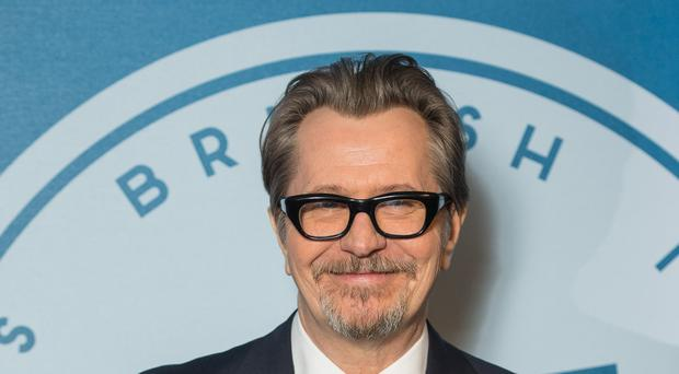 Winner of the Variety Award Gary Oldman at the British Independent Film Awards at Old Billingsgate in London (Dominic Lipinski/PA)