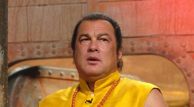 Steven Seagal is being investigated by the LAPD