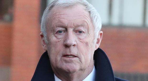 Chris Tarrant court case