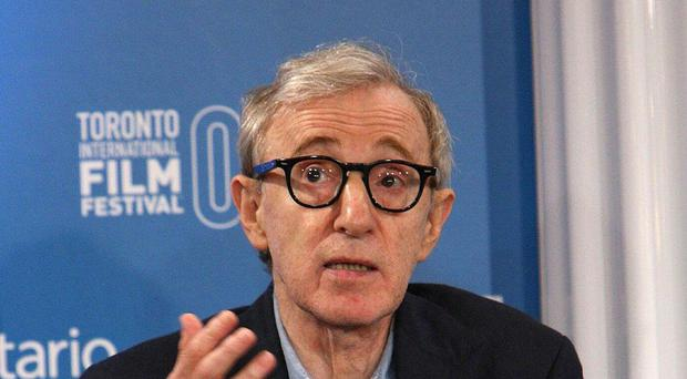 Woody Allen has always denied the claim (Ian West/PA)