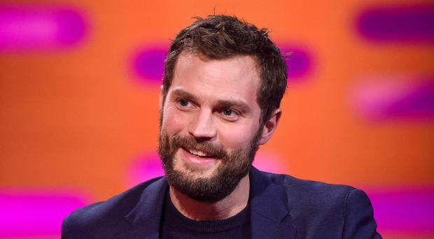 Jamie Dornan on The Graham Norton Show (Matt Crossick/PA)