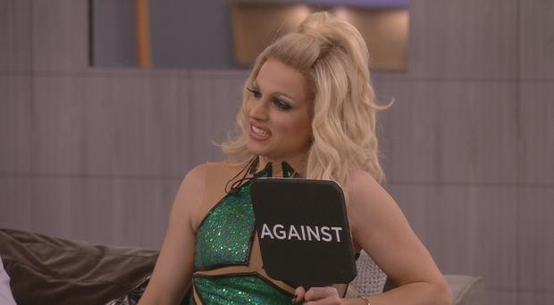 Courtney Act (Channel 5/CBB)