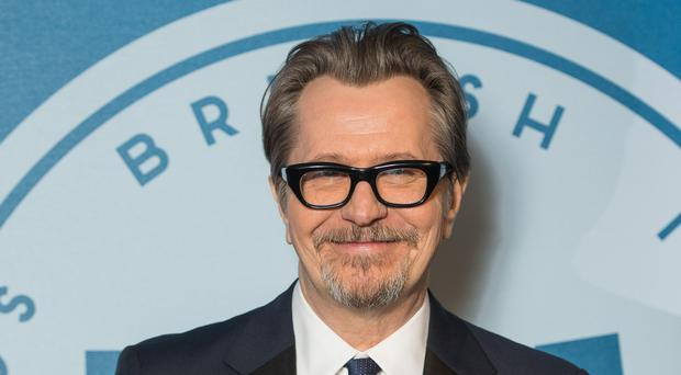 Gary Oldman has already seized a Golden Globe